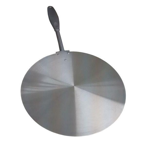 Pá para Pizza de Alumínio 35 cm Cabo Reforçado