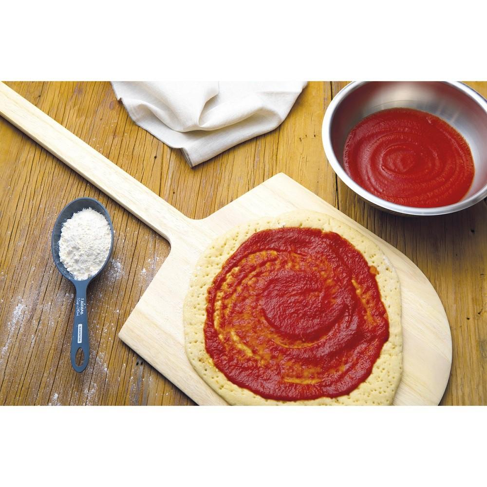 Pá para Pizza Tramontina Utilínea em Madeira Marupá com Cabo Longo 91 x 30 cm