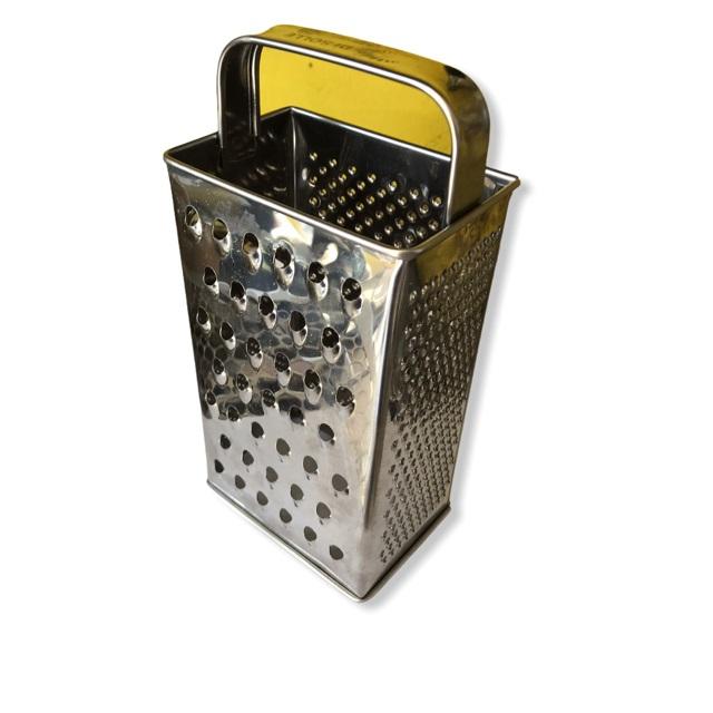 Ralador 4 Faces com Alça Aço Inox DiSole