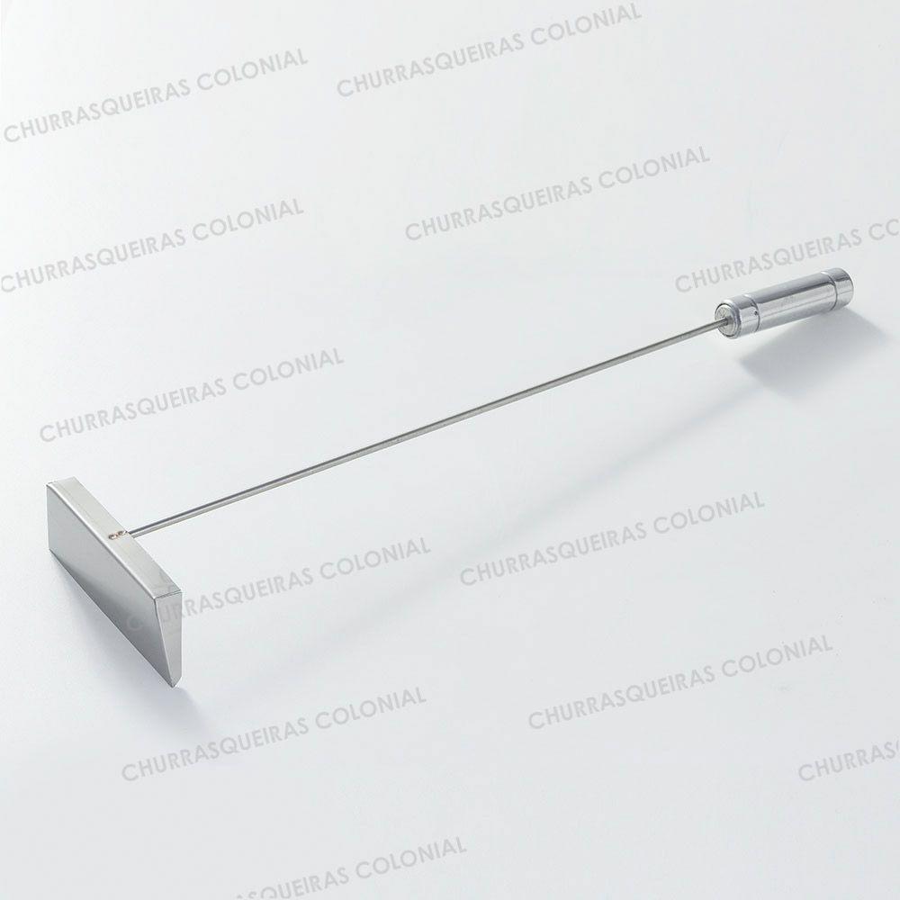 Rastelo para Limpeza de Forno Iglu em Aço Inox 67 cm