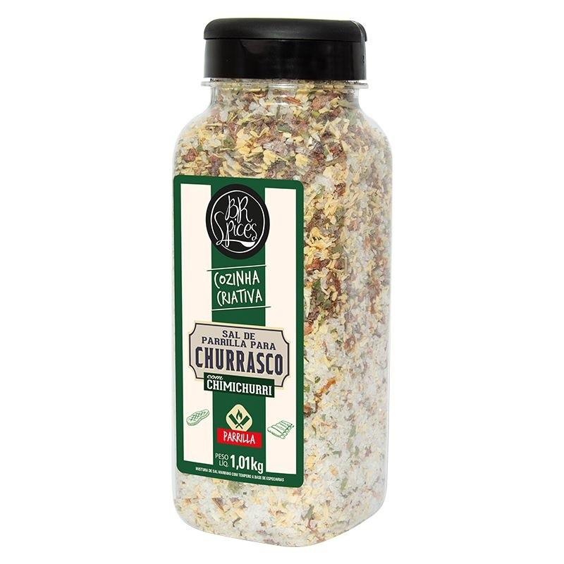 Sal de Parrilla para Churrasco com Chimichurri 1,01 kg