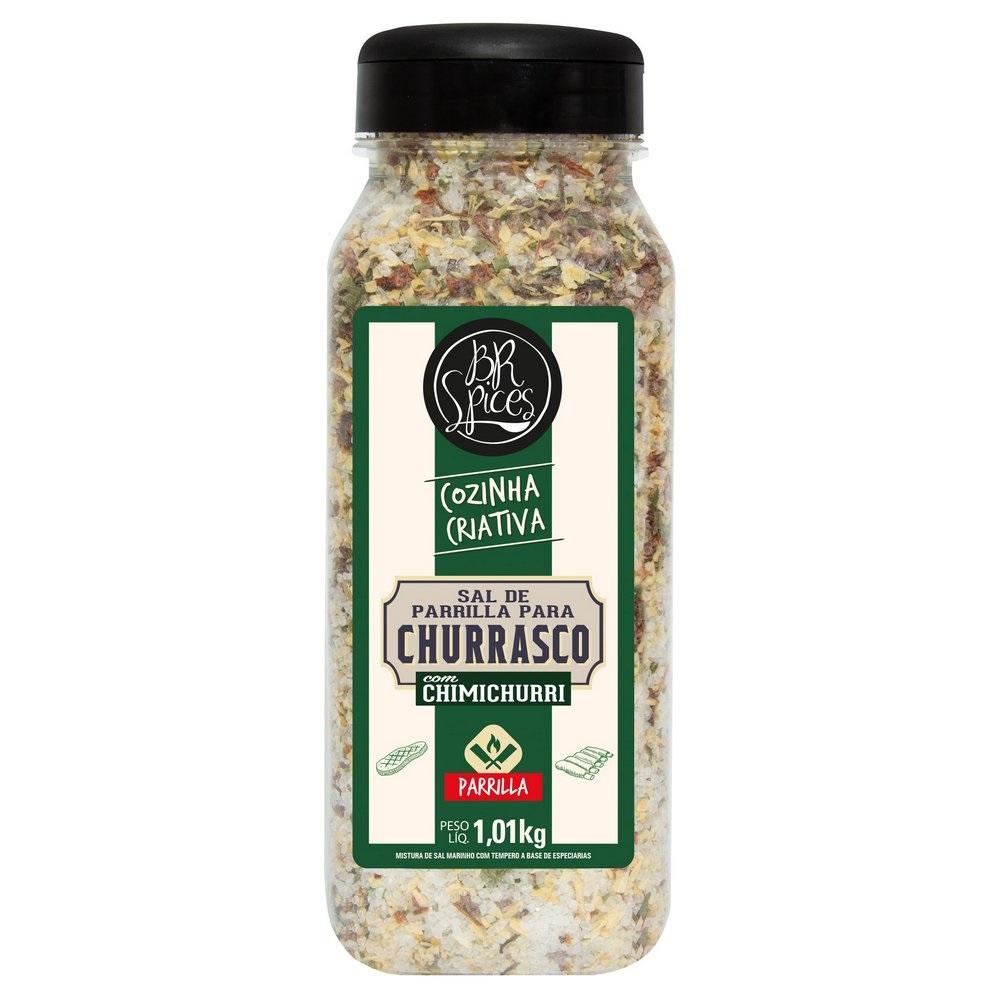 Sal de Parrilla para Churrasco com Chimichurri 1,01 kg BR Spices