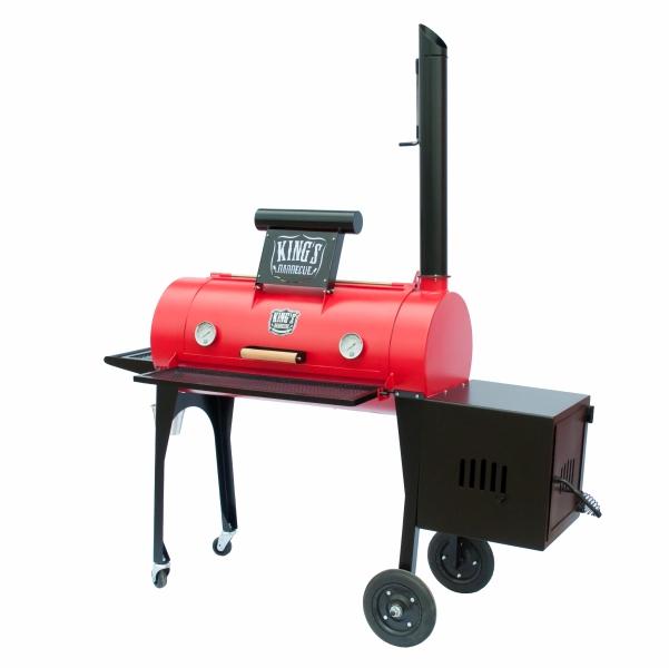 "Smoker 16"" Vermelho Kings Barbecue"