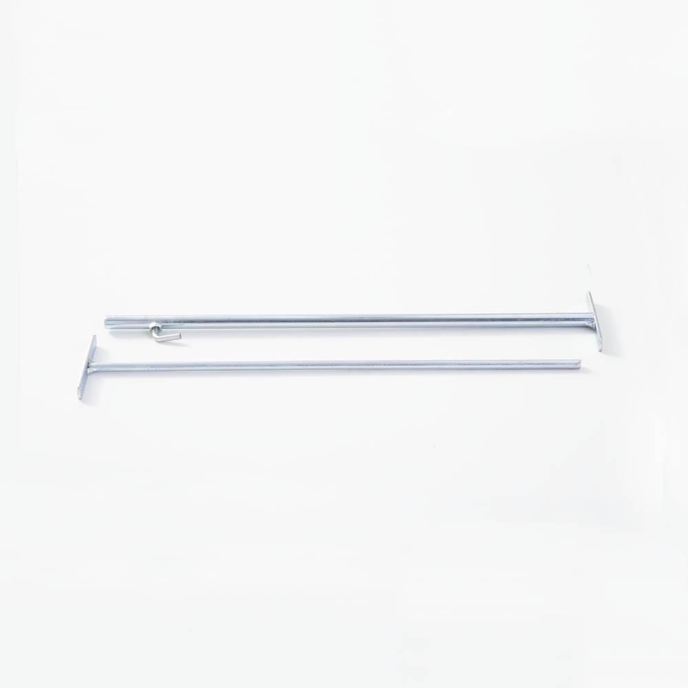 Suporte Extensivo Regulável para Churrasqueiras 45 a 80 cm