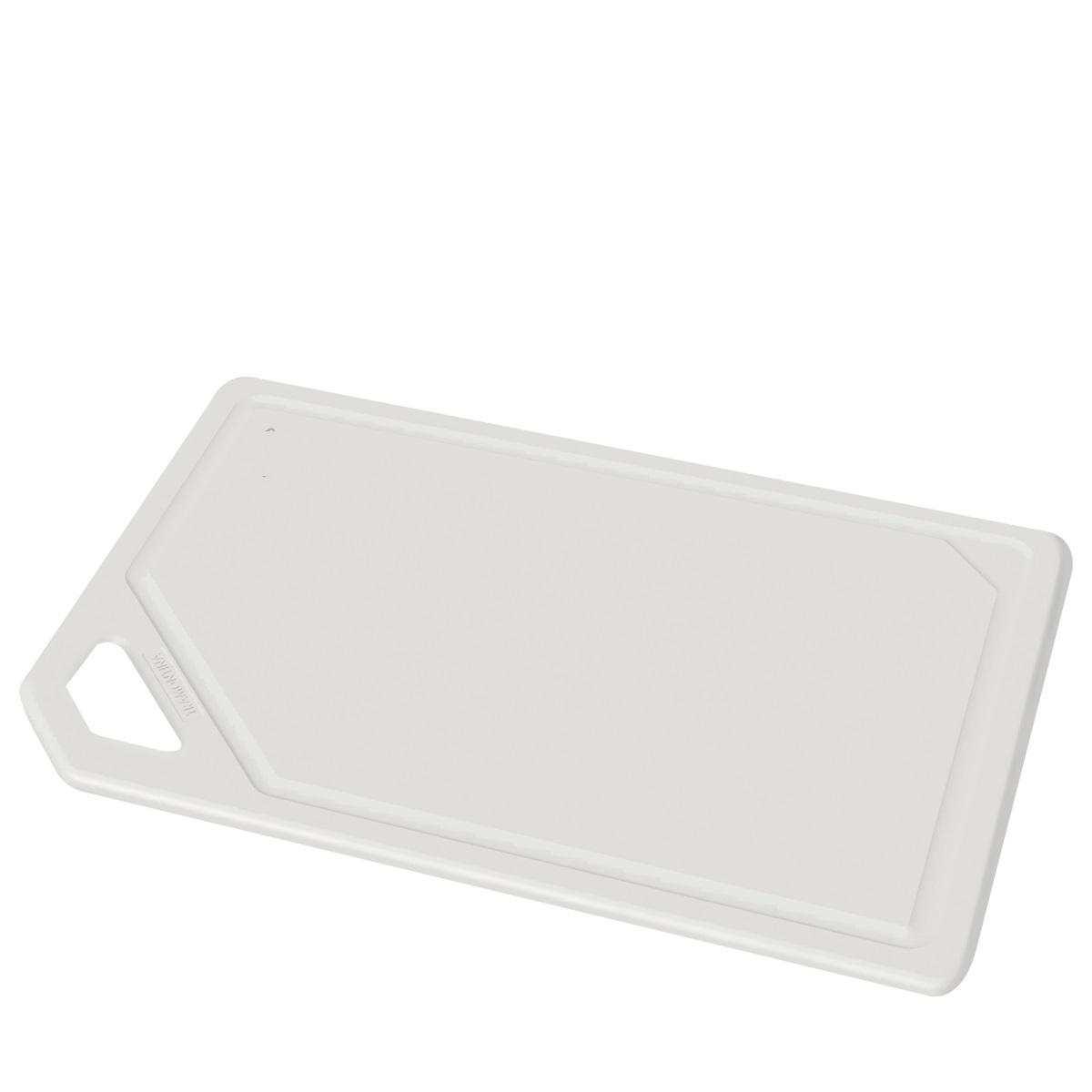 Tábua de Corte Mixcolor Polipropileno Branco Tramontina 29 x 20 cm