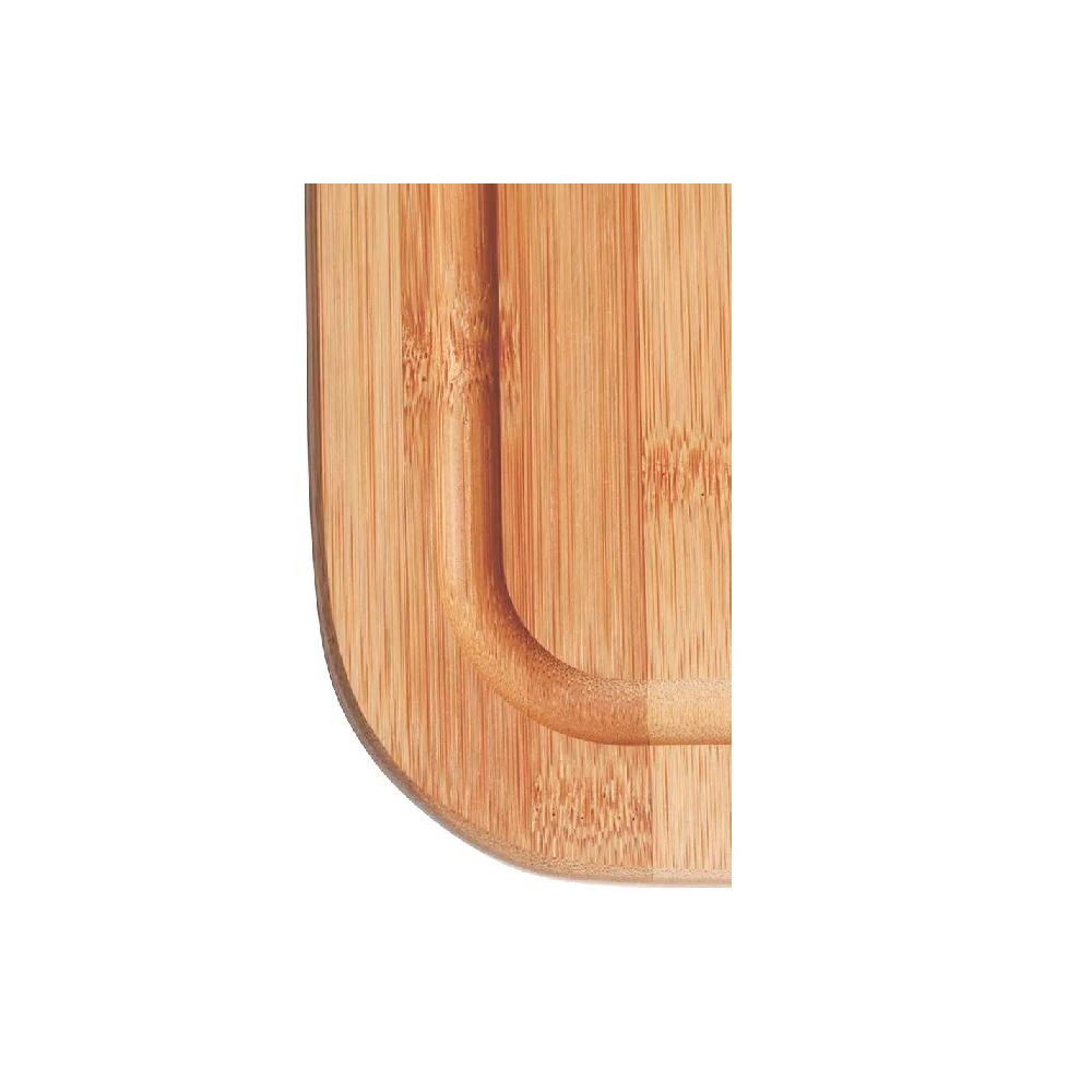 Tábua para Churrasco de Bambu 50 x 30 cm