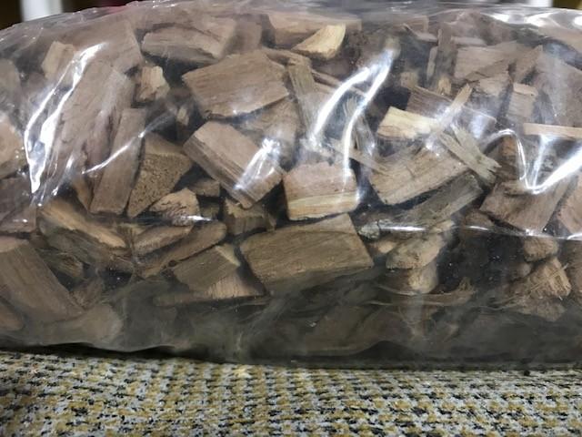 Wood Chips Macieira 1 Kg para Defumação