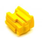 Bastão Cera Compatível Xerox Colorqube 8870 Amarelo - Overprint