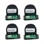 Chip Toner Xerox Phaser 6180 4 Cores