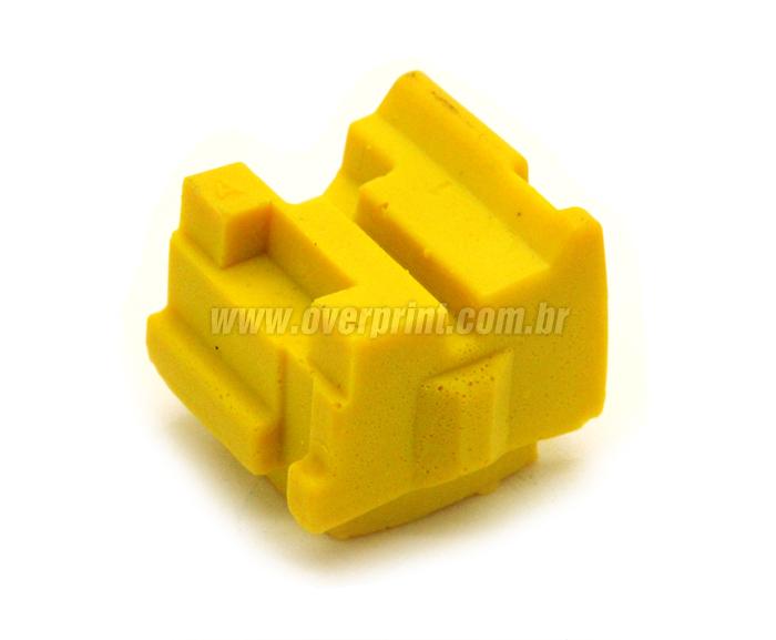 Bastão Cera Compatível Xerox Colorqube 8570 Amarelo - Overprint