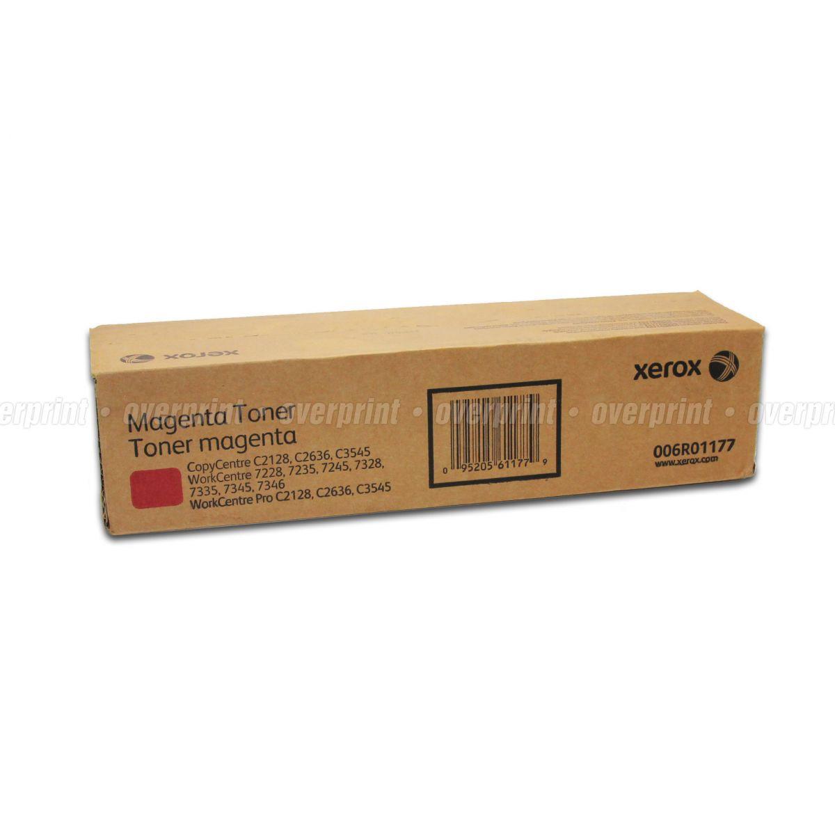 Cartucho Toner Xerox C2128/C2636/C3545/7228/7335 Original  - Overprint