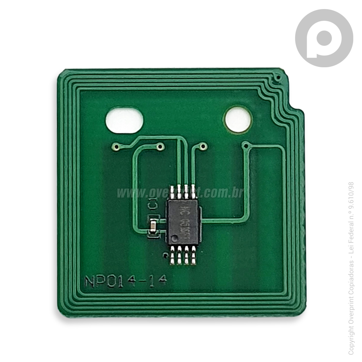 Chip Toner Xerox Altalink C8030 /C8035 /C8045 /C8055 /C8070  - Overprint