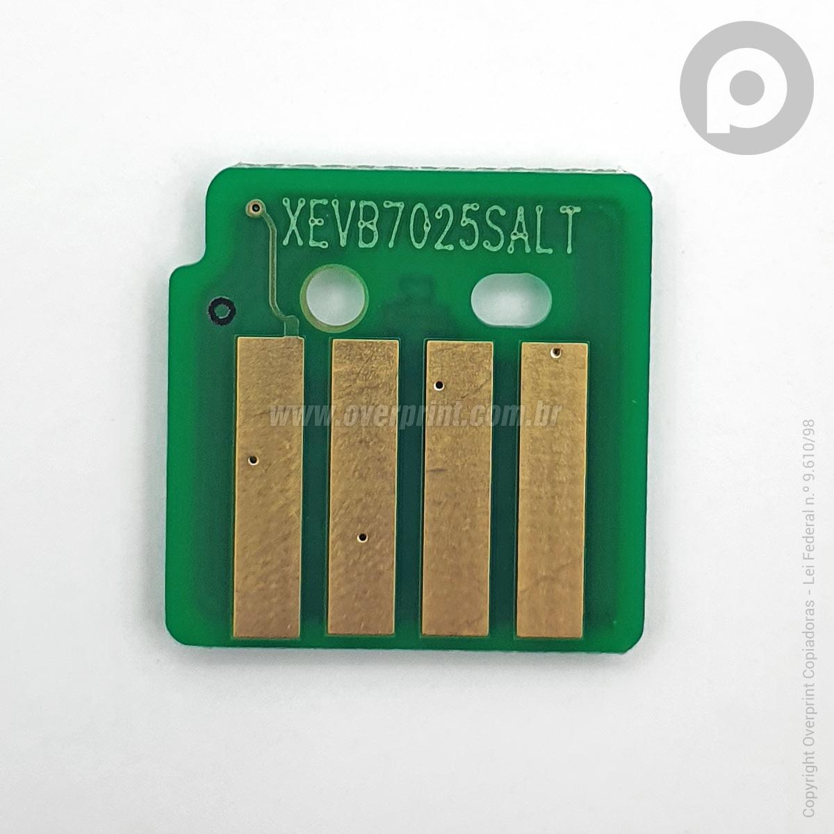 Chip Toner Xerox Versalink B7025 / B7030 / B7035  - Overprint