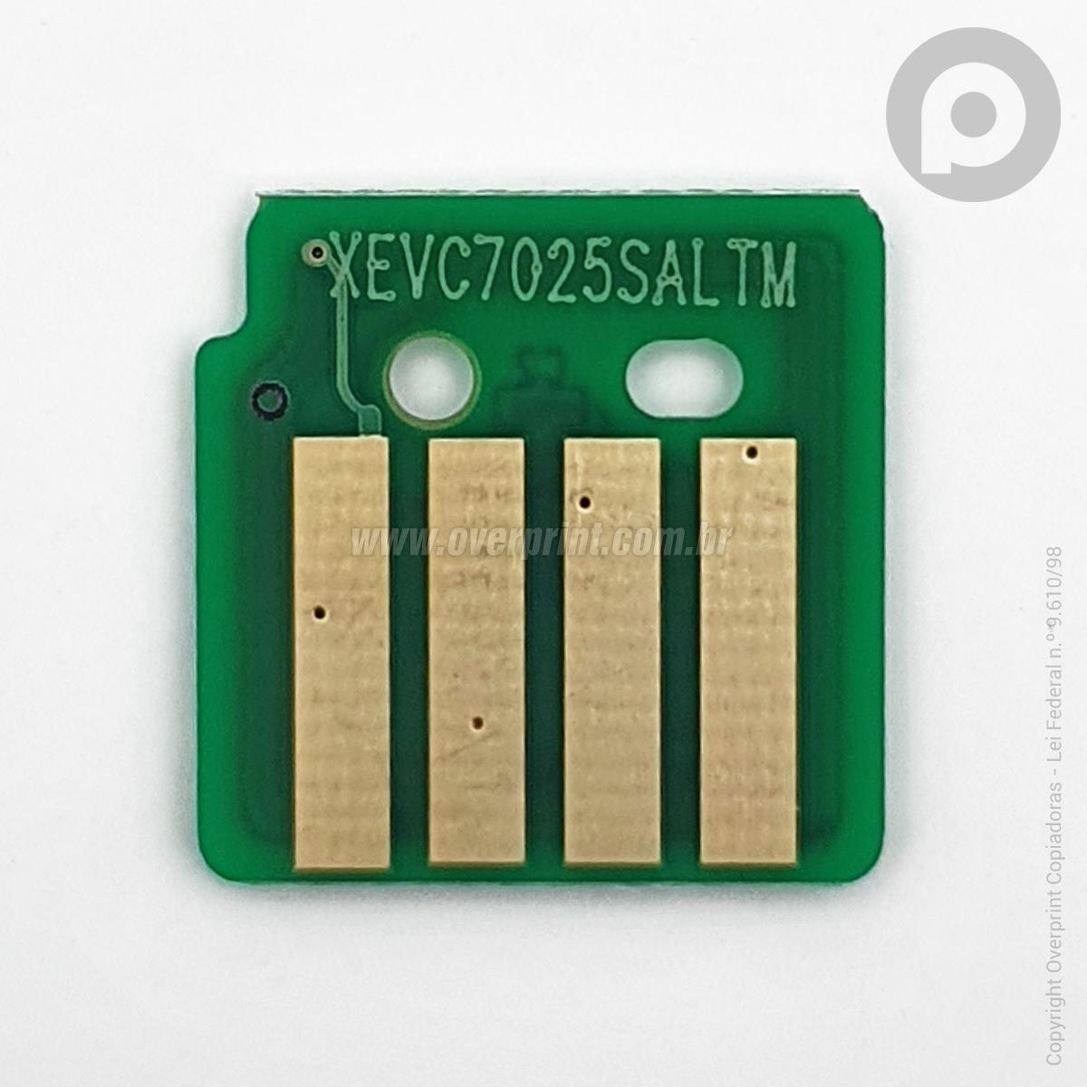 Chip Toner Xerox Versalink C7020 / C7025 / C7030  - Overprint