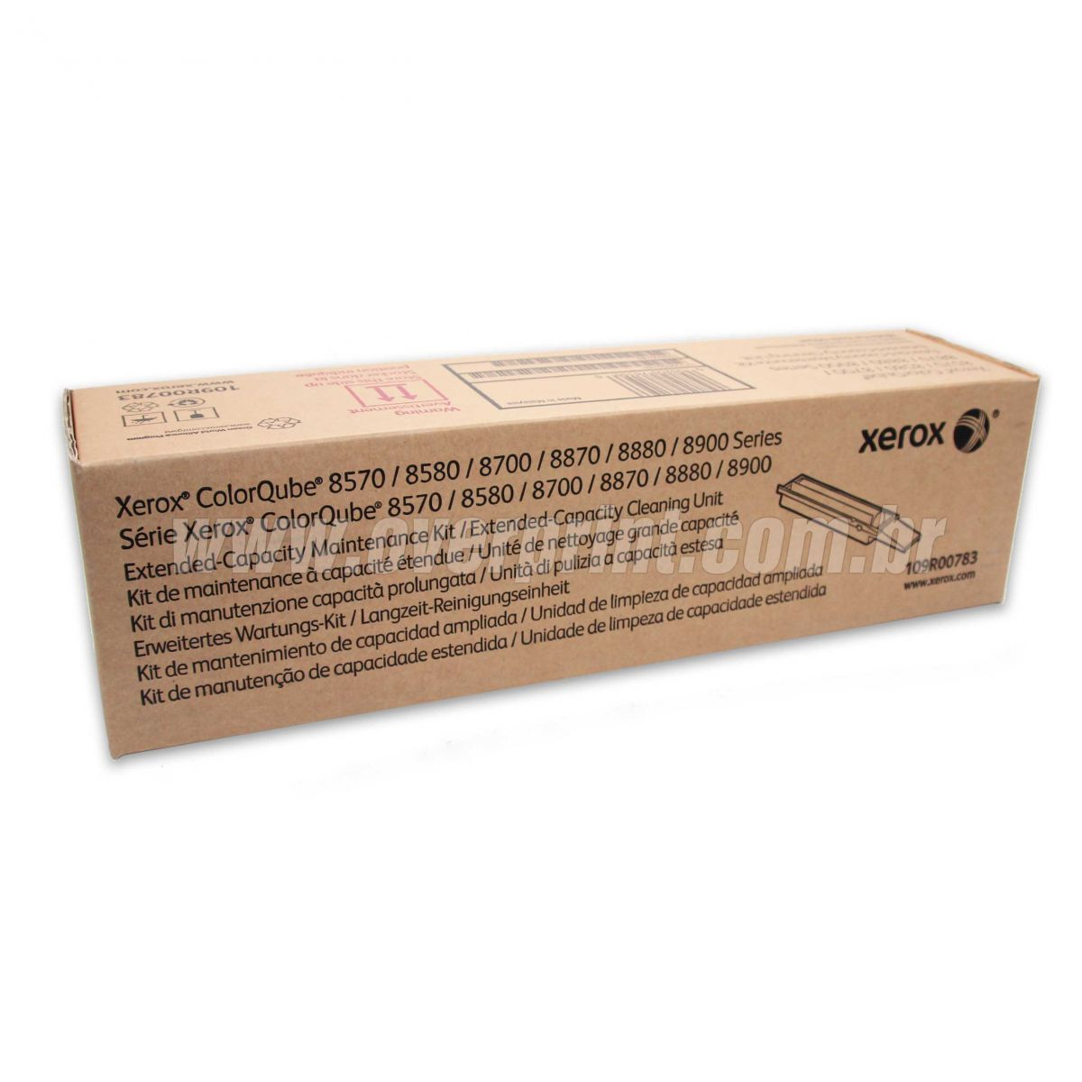 Kit Manutenção Original Xerox Colorqube 8570/8580/8700/8870/8880/8900 - Overprint