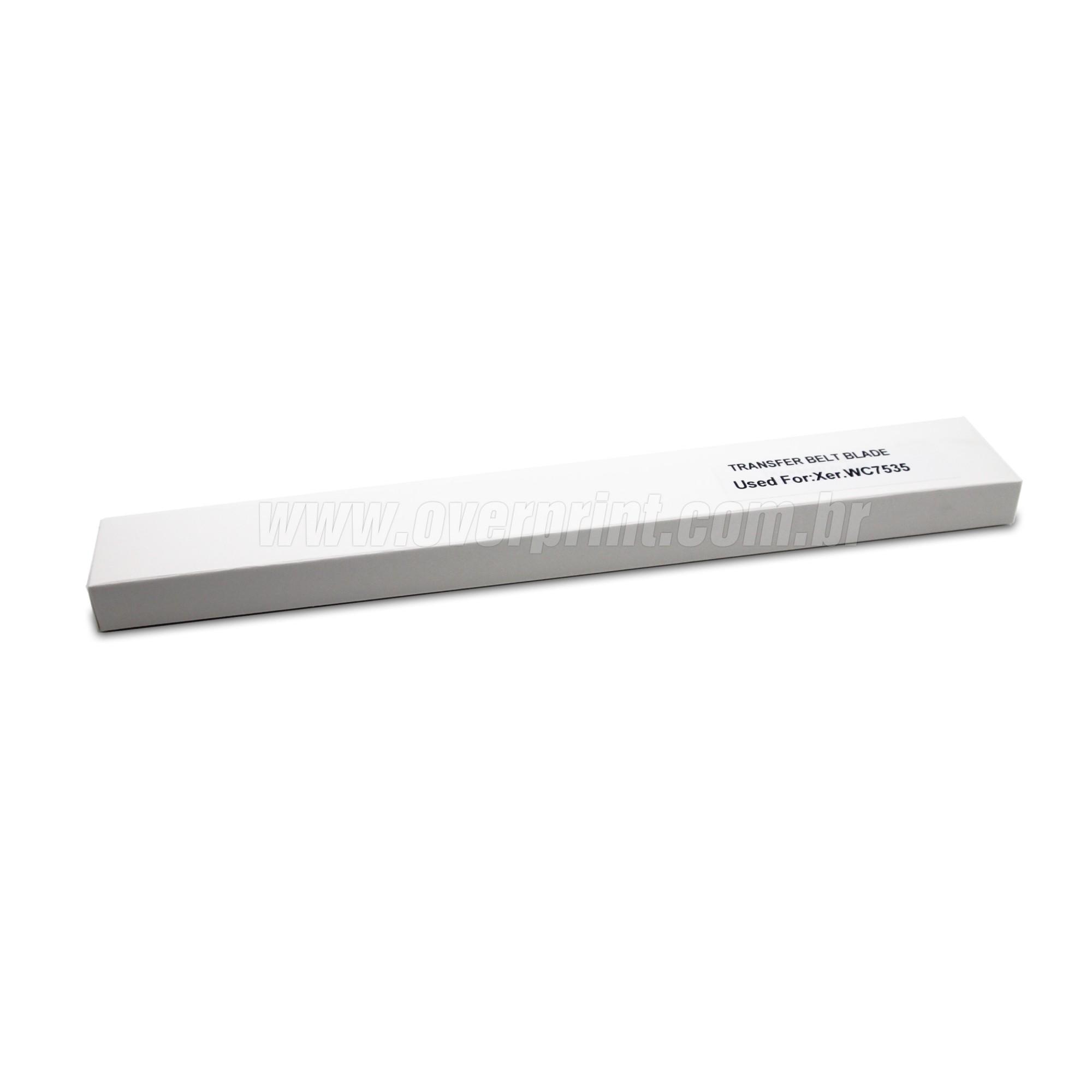 Lâmina de Limpeza da Belt Xerox WorkCentre 7830/7835/7845/7855 - Overprint