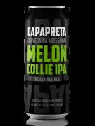 Cerveja Capa Preta Melon Collie IPA 473ml