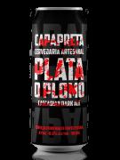 Cerveja Capa Preta Plata o Plomo 473ml