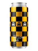 Cerveja Croma Yellow Cab 473ml