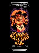 Cerveja Juan Caloto La Fuga de Black River Jail 473ml
