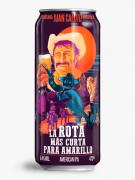 Cerveja Juan Caloto La Rota Mas Curta para Amarillo 473ml