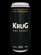 Cerveja Krug Dry Stout 473ml