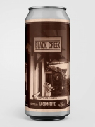 Cerveja Locomotive Black Creek Chocolate e Canela 473ml