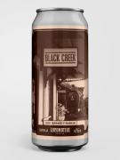 Cerveja Locomotive Black Creek Coco Queimado e Baunilha 473ml