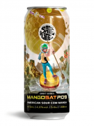 Cerveja Satélite MangoSat P.09 473ml