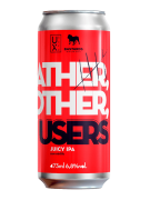 Cerveja UX & Bastards No Father, No Mother, Only Users 473ml