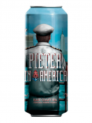 Cerveja Van Been Pieter, In America East Coast IPA 473ml
