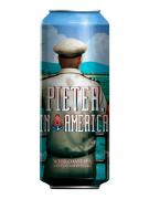 Cerveja Van Been Pieter, In America West Coast IPA 473ml