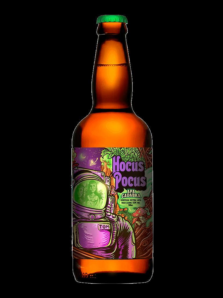 Cerveja Hocus Pocus APA Cadabra 500ml