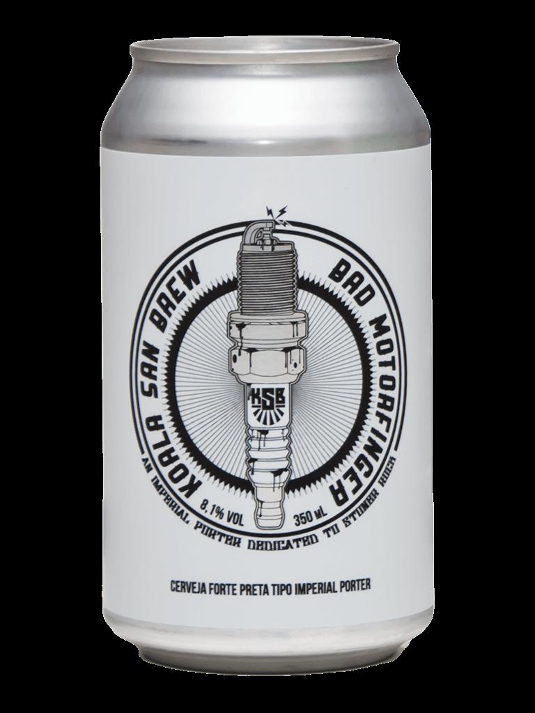 Cerveja Koala Sun Brew Bad Motorfinger 350ml