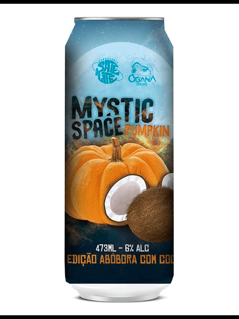 Cerveja Cigana Satélite Mystic Space 473ml