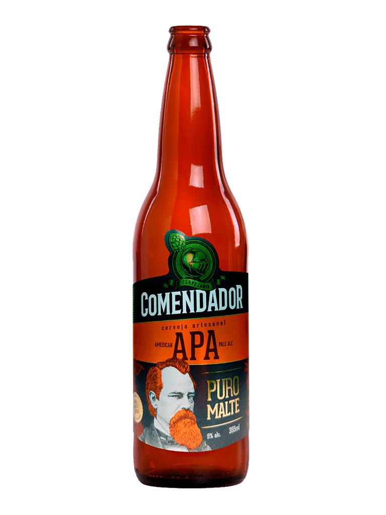 Cerveja Comendador APA 355ml
