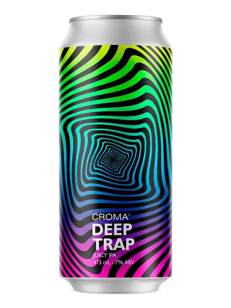 Cerveja Croma Deep Trap 473ml