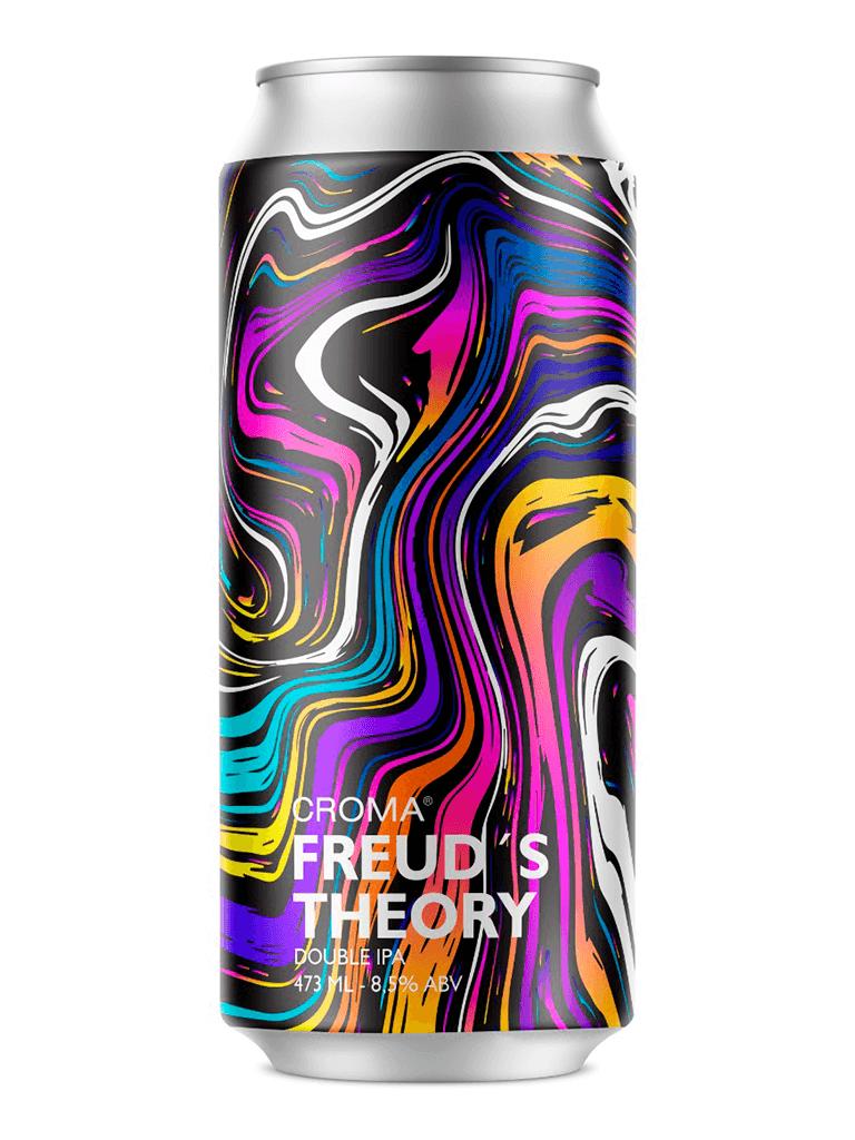 Cerveja Croma Freuds Theory 473ml