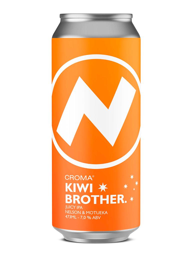 Cerveja Croma Kiwi Brother 473ml