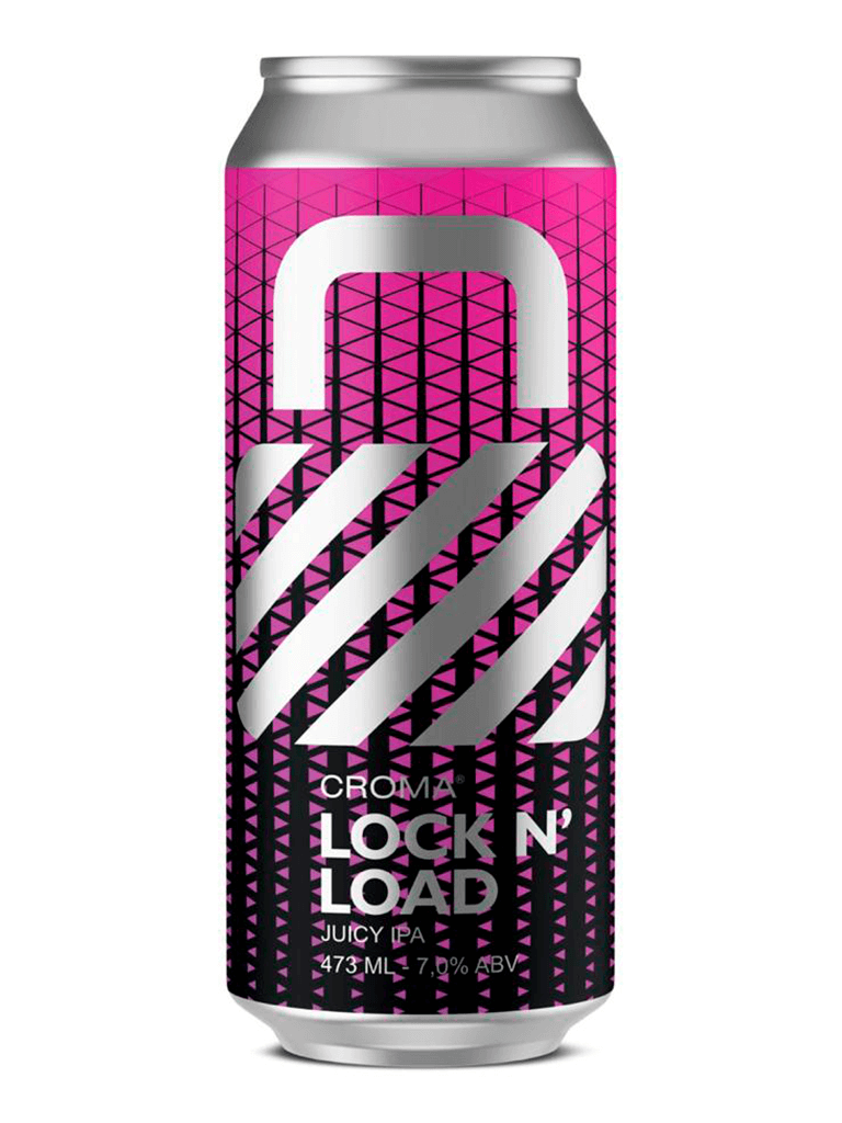 Cerveja Croma Lockn Load 473 ml