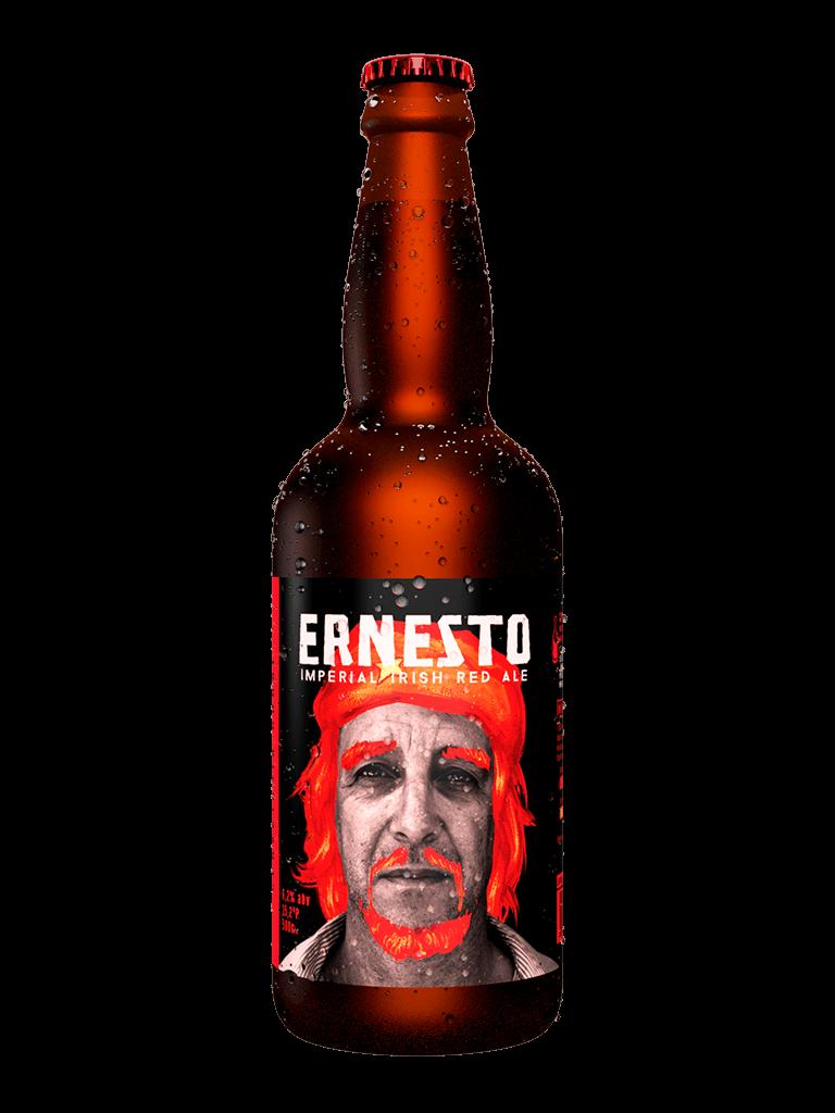 Cerveja Zapata Ernesto 500ml