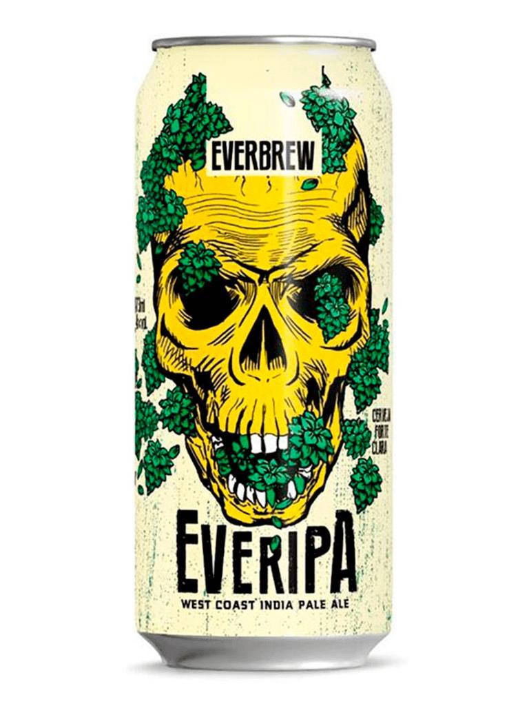 Cerveja Everbrew Everipa 473 ml