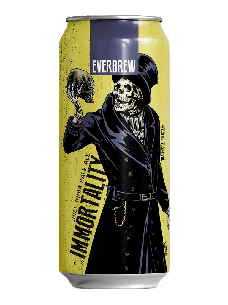 Cerveja Everbrew Immortality 473ml