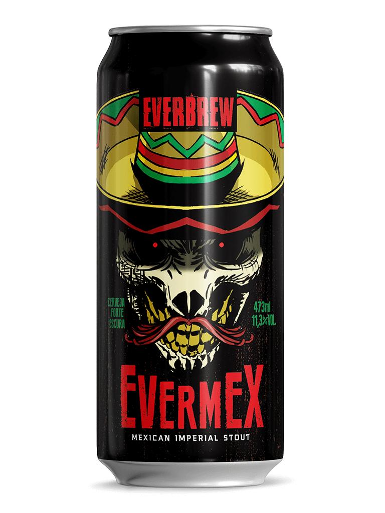 Cerveja Evermex EverBrew 473ml