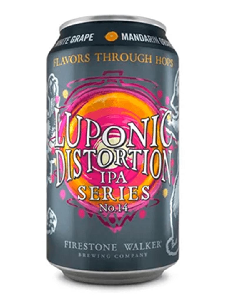 Cerveja Firestone Walker Luponic Distortion n° 14 355ml