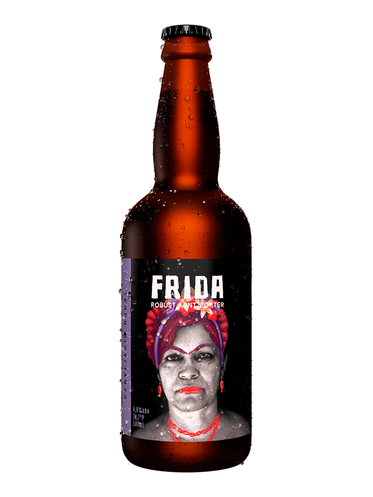 Cerveja Frida Zapata 500ml