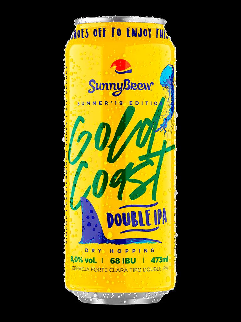 Cerveja Gold Coast SunnyBrew 473ml