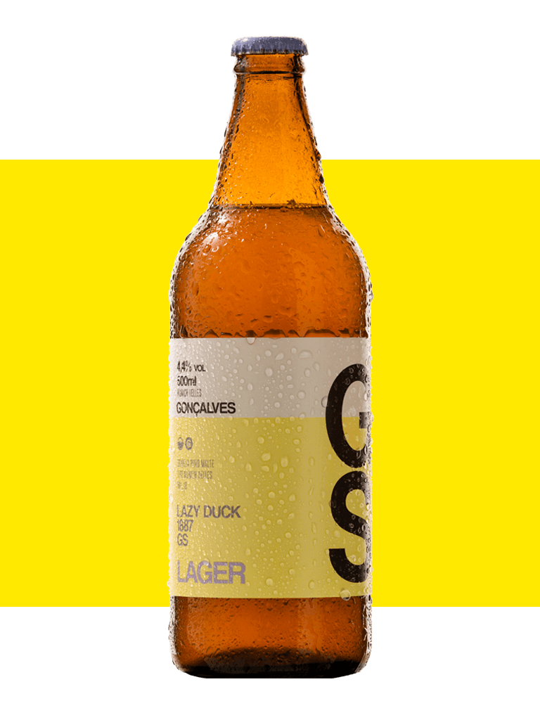 Cerveja Gonçalves Munich Helles 600ml