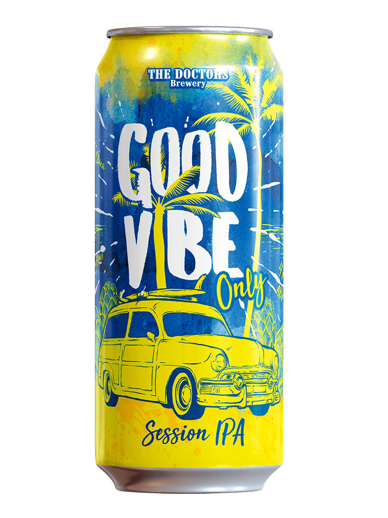 Cerveja The Doctor´s Good Vibe 473ml
