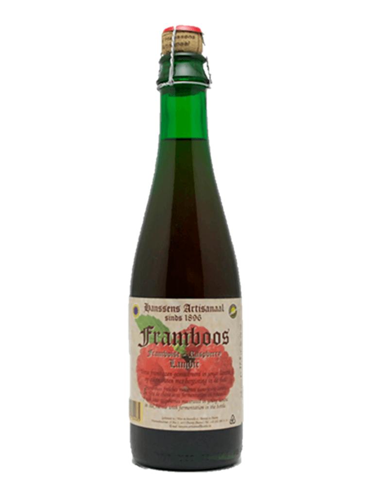 Cerveja Hanssens Framboos 375ml